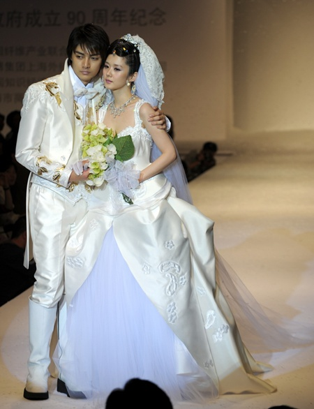 Kim Joon and Jang Na-ra